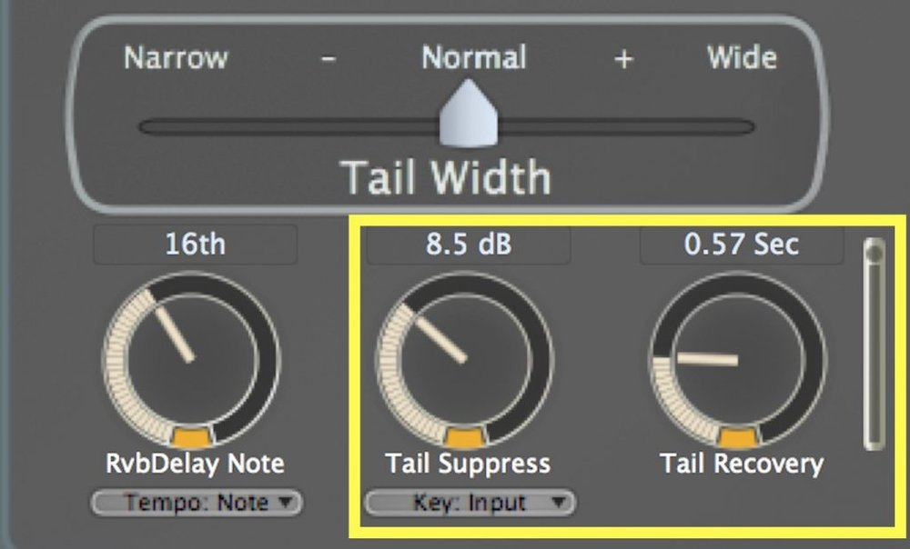 Exponential Audio R4 Review 05 Tail suppression