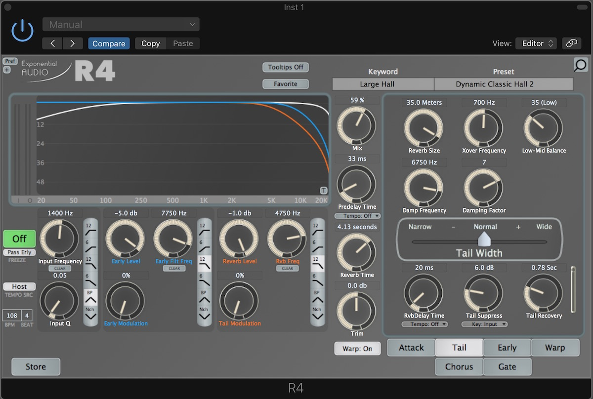 Review - Exponential Audio R4 | Logic Pro