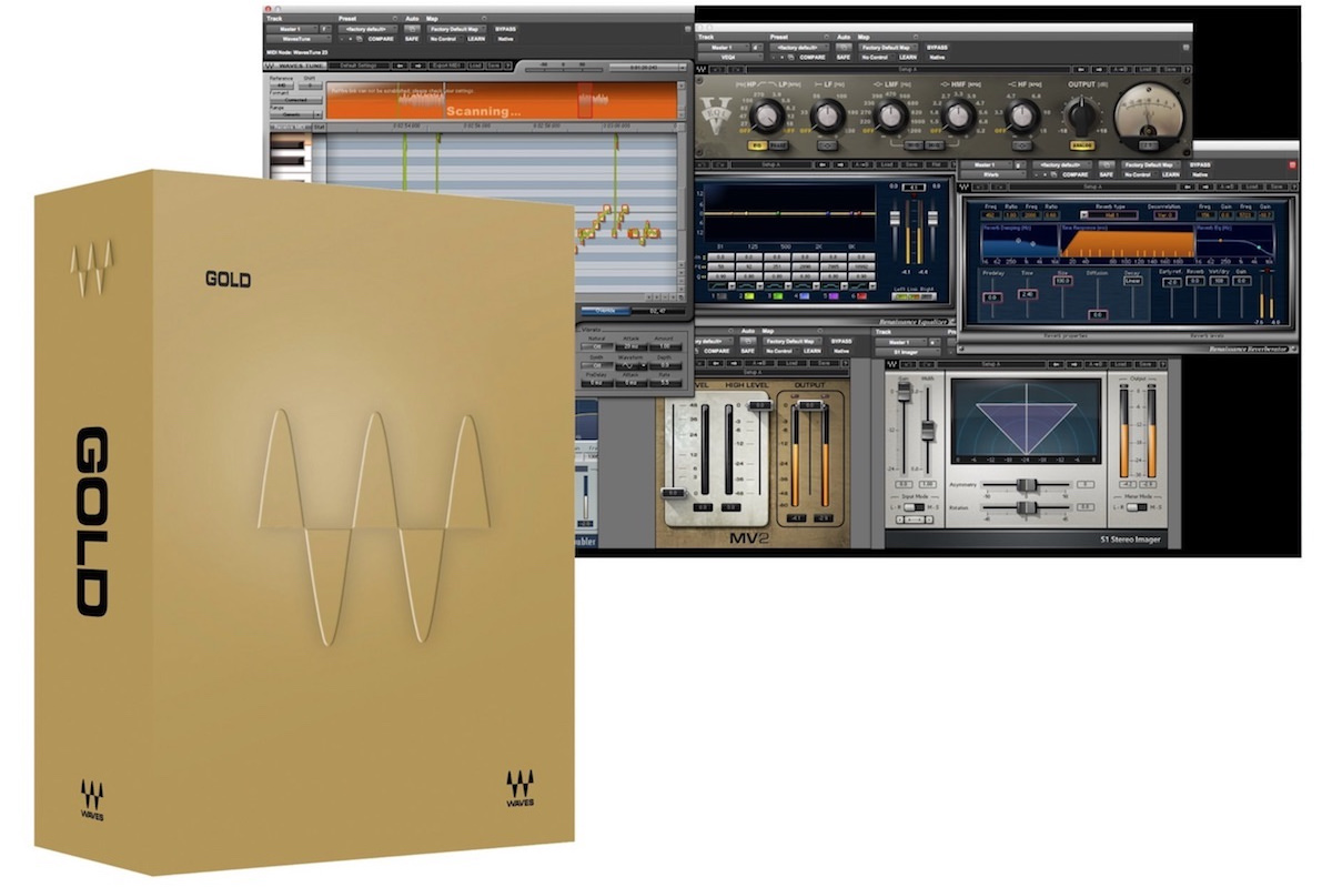 Groove3 mixing with waves gold bundle free download audiolove.