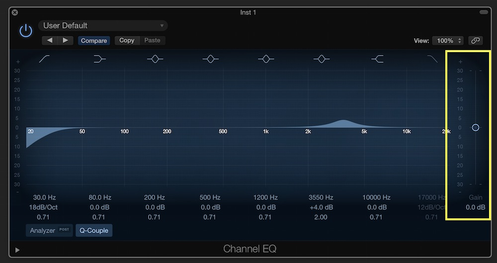 logic pro x channel eq vertical display normal resolution