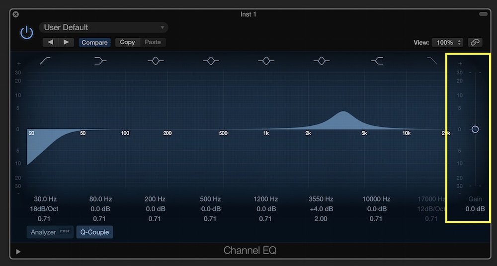logic pro x channel eq scaled resolution