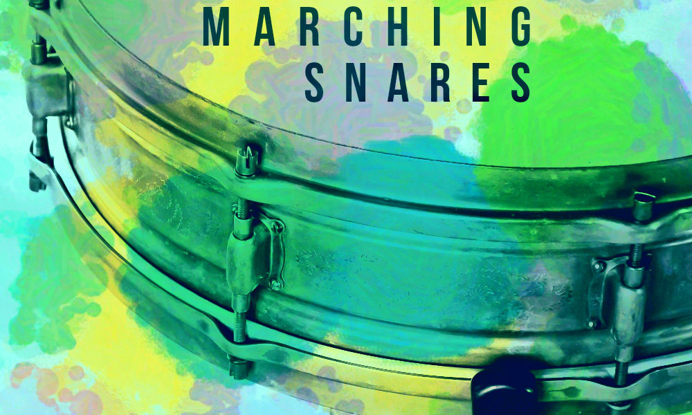 Free Marching Snares Samples by Sample Modern