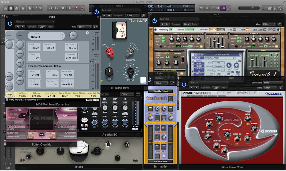 SoundRadix 32 Lives V2 Now Has VST Plug-ins Support