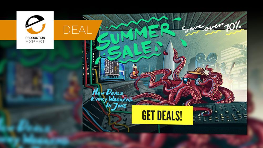 Plugin Alliance Summer Sale