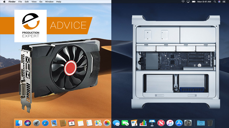 How Do You Find Mojave Compatible Graphics Cards For Cheese-grater Apple Mac Pro 5,1 Computers?