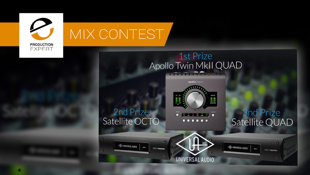 Al Schmitt Mixing Competition