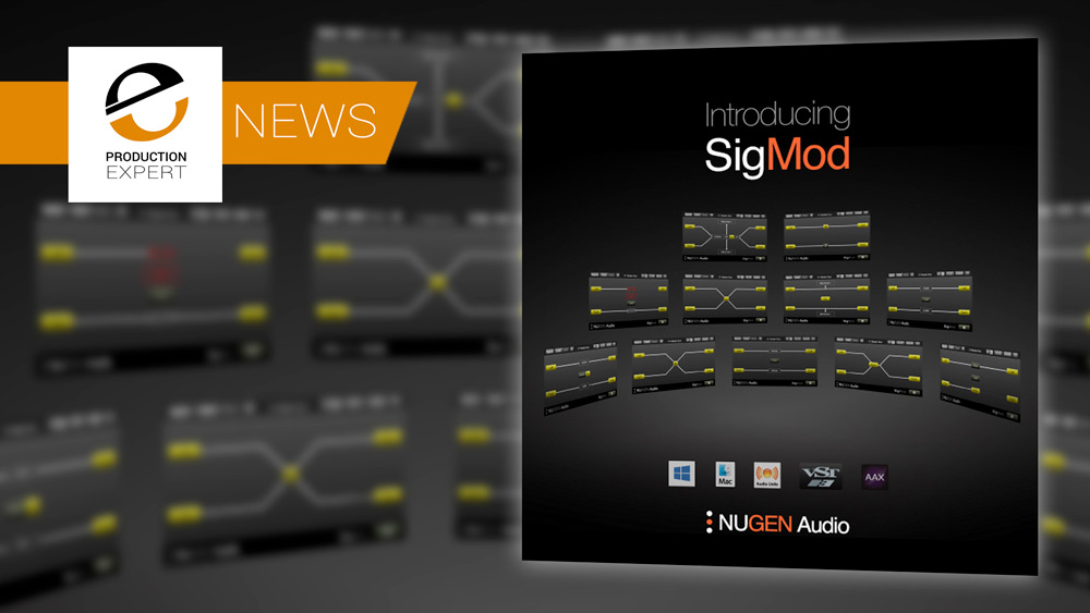 Check Out The Nugen Audio SigMod Utility Plug-in We Have A Review And Tutorials For You To Check Out Now