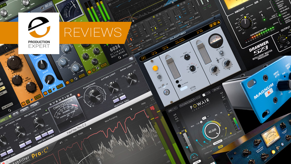 Roundup - Expert Reviews Of Top Compressor Plug-ins Hardware You Can Buy Today