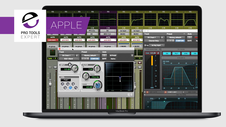 Will Pro Tools Work Well On The New MacBook Pro - We
