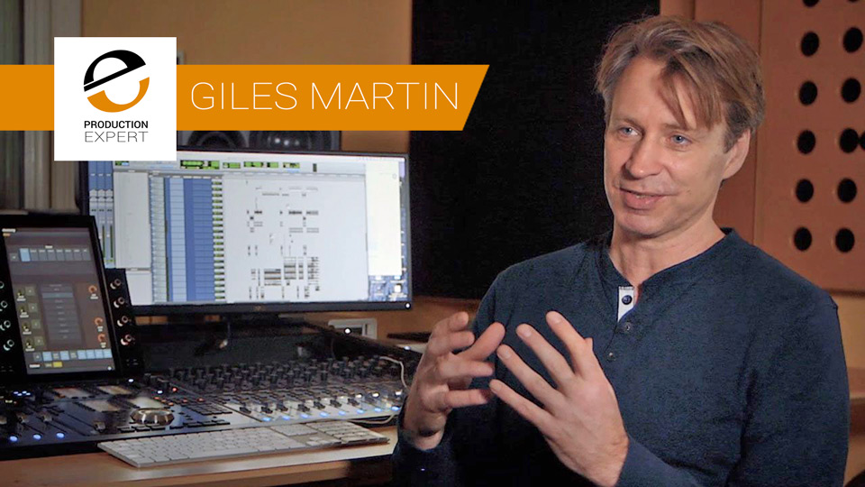 Giles Martin Talks About Remixing The Beatles, Working With Paul McCartney, His Dad Sir George Martin And Much More