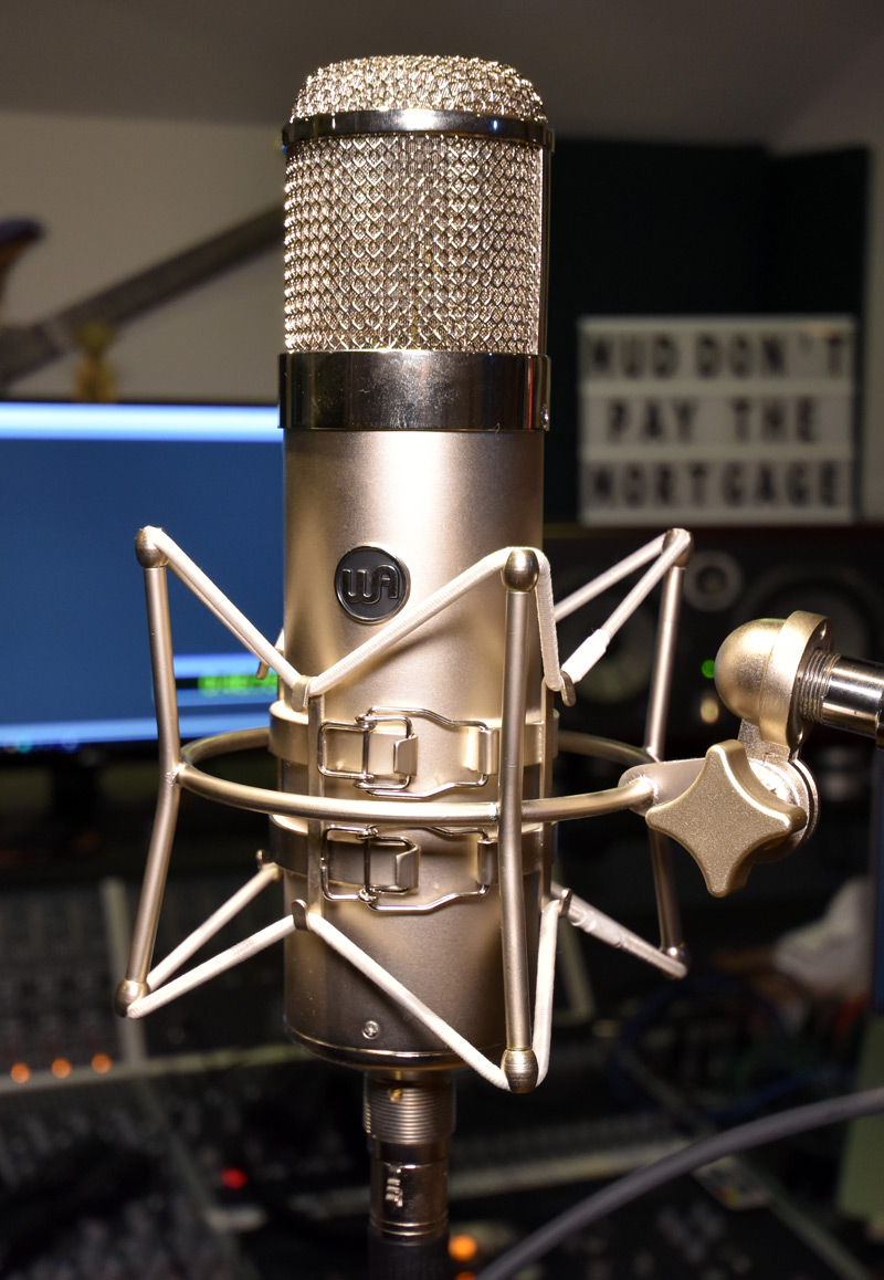 Warm Audio WA-47 Full View