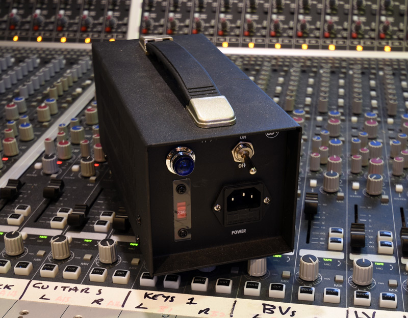 Warm Audio WA-47 PSU Back