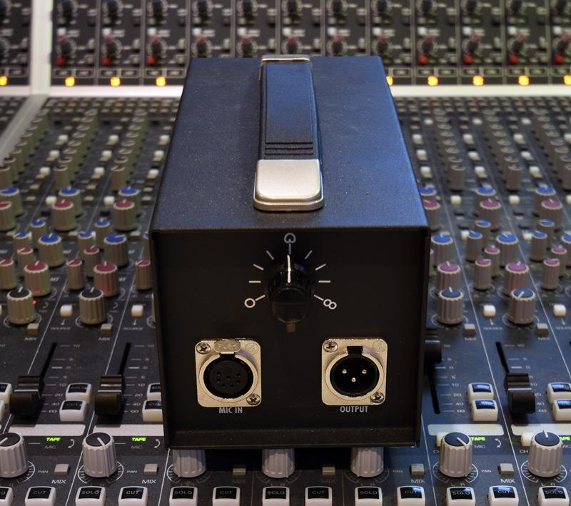 Warm Audio WA-47 PSU Front