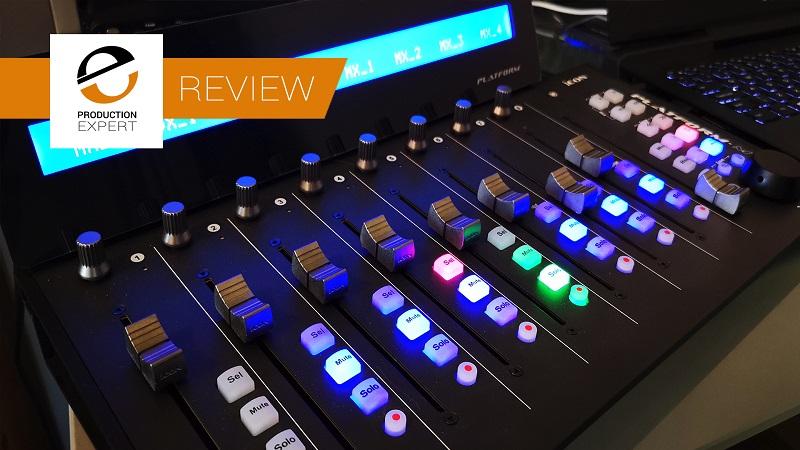 iCon Pro Audio Platform M+, X+ & D2 DAW Controllers - Should