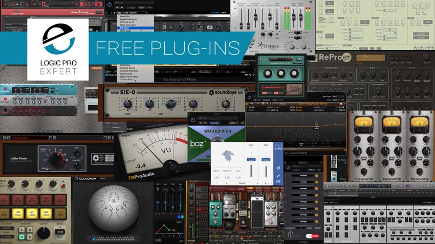 Logic Pro Free Plug-ins