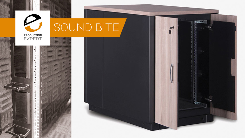 Sound Bite - Need To Reduce the Noise From Your Computer And Peripherals? Canford Audio Release A Series Of Acoustic Racks