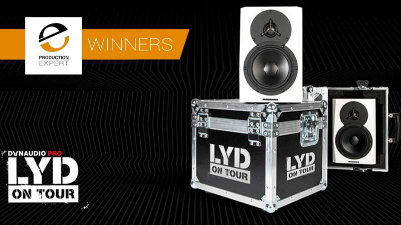 Announcing The Winners Of Our Dynaudio LYD On Tour Competition In Association With Audio Distribution Group