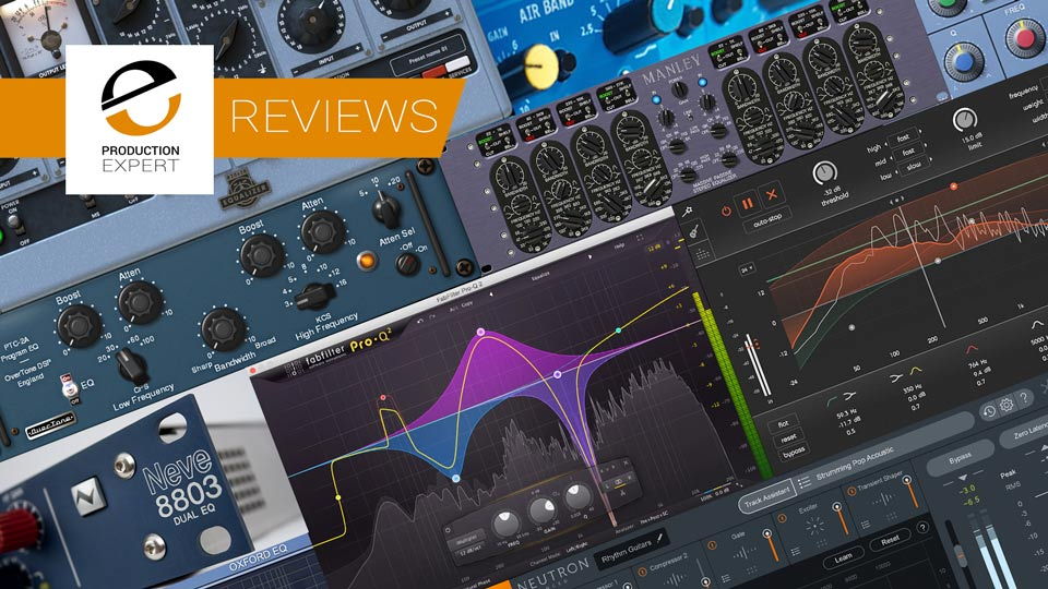 Roundup - Expert Reviews Of Top EQ Hardware And Plug-ins You Can Buy Today