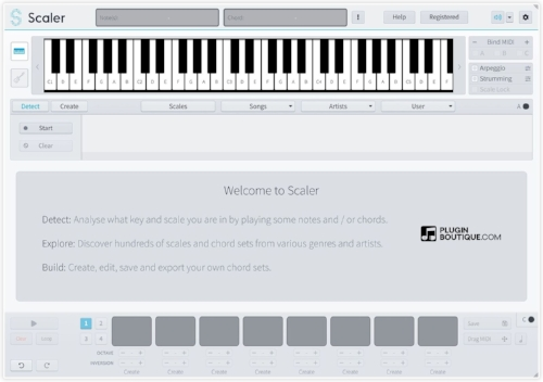 New light mode in Scaler 1.5