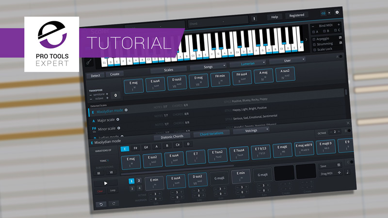 Pro Tools Learn How To Get Interesting New Chord Progression Ideas