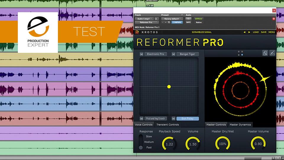 Krotos Audio Reformer Pro - Will It Transform Your Sound Design Workflow?