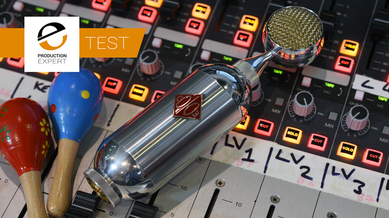 We Try The New Soyuz SU-023 Bomblet To See How This Premium Microphone Brand Is Taking On The £1000 To £1500 Market