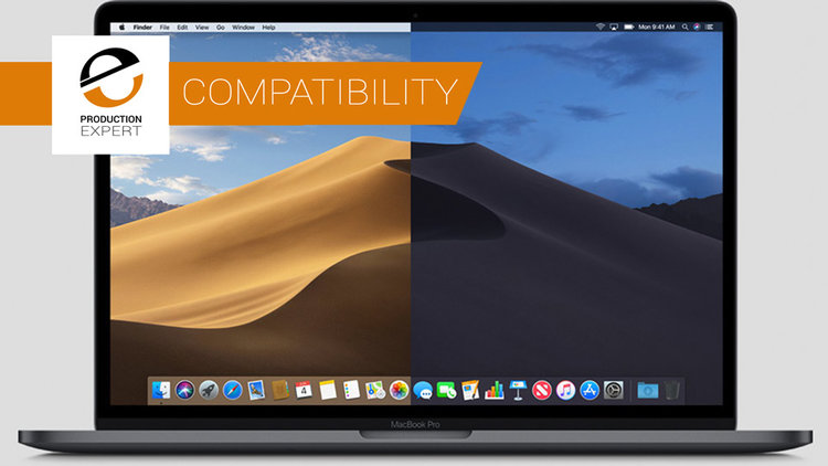 adobe cc mac os mojave