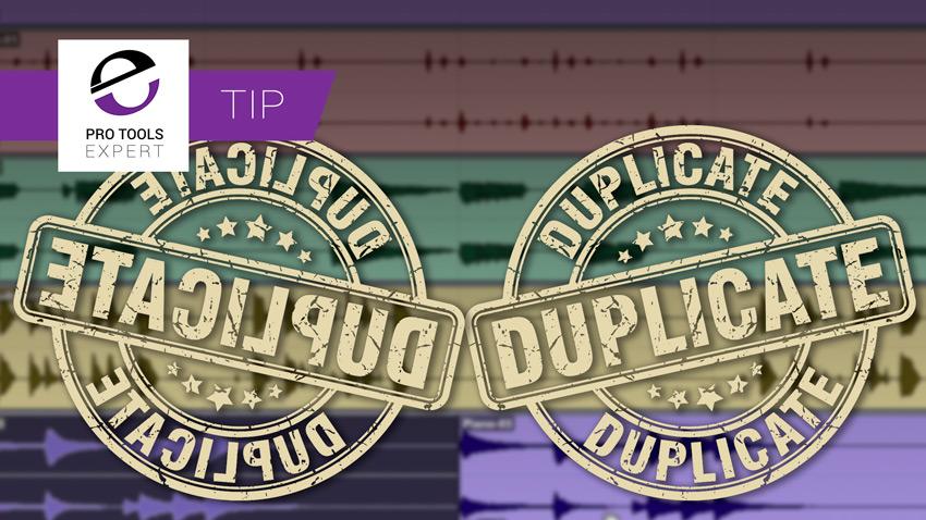 Duplicate Backwadrs Tip Banner