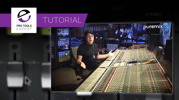 Chris Lord Alge Mixing Vocals Without His SSL! CLA Mixes In