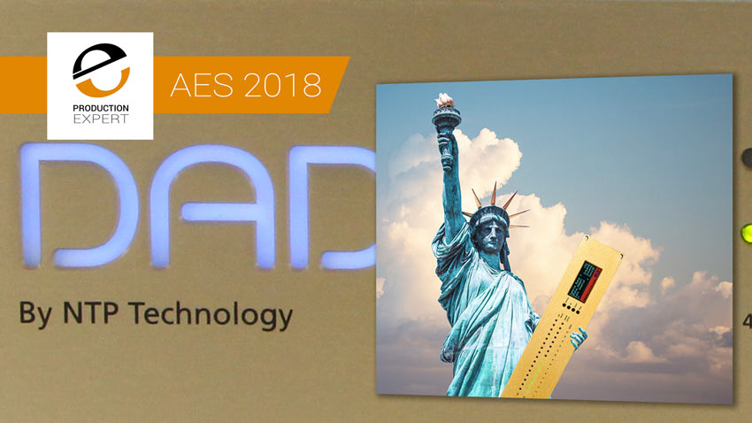 DAD AES 2018 Banner