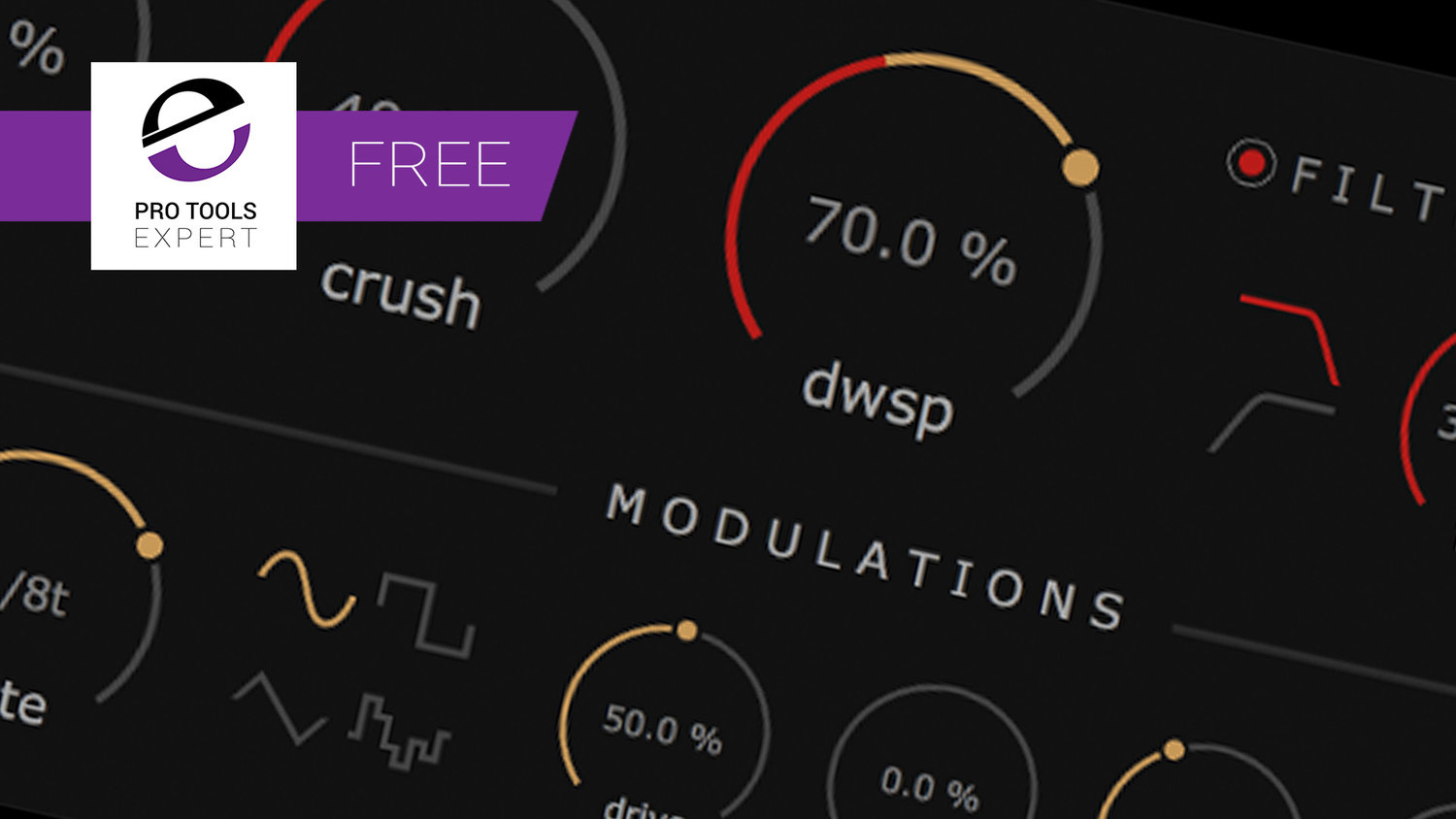 Friday Free Plug-in - Krush From Tritik | Pro Tools