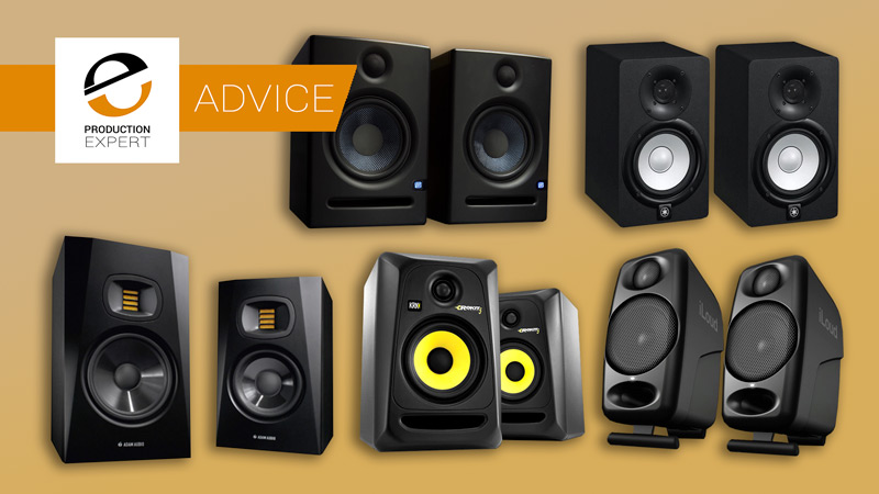 Hedendaags Our Top Pick Of 5 Great Sounding Nearfield Active Studio Monitors XP-37
