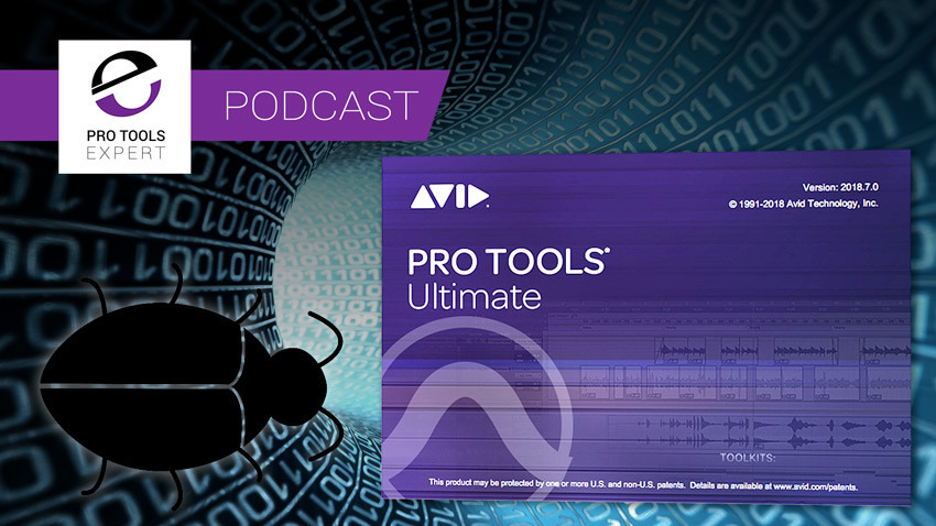 Pro Tools Expert Podcast Episode 341 Banner