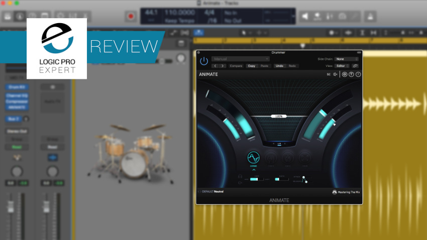 MAstering the Mix - Animate - Logic Pro Expert Review