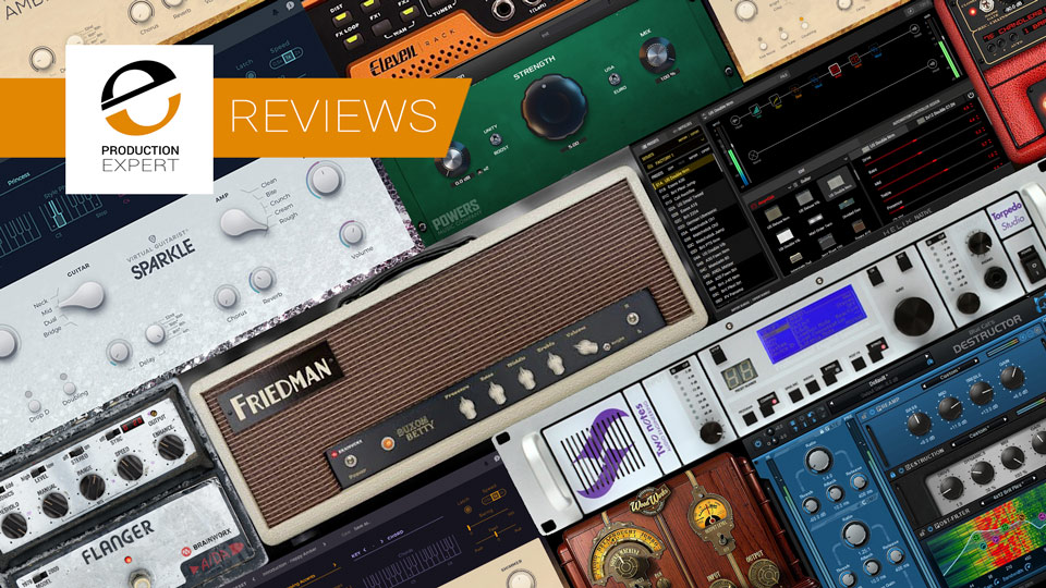 Roundup - Expert Reviews Of Top Guitar Software And Hardware You Can Buy Today