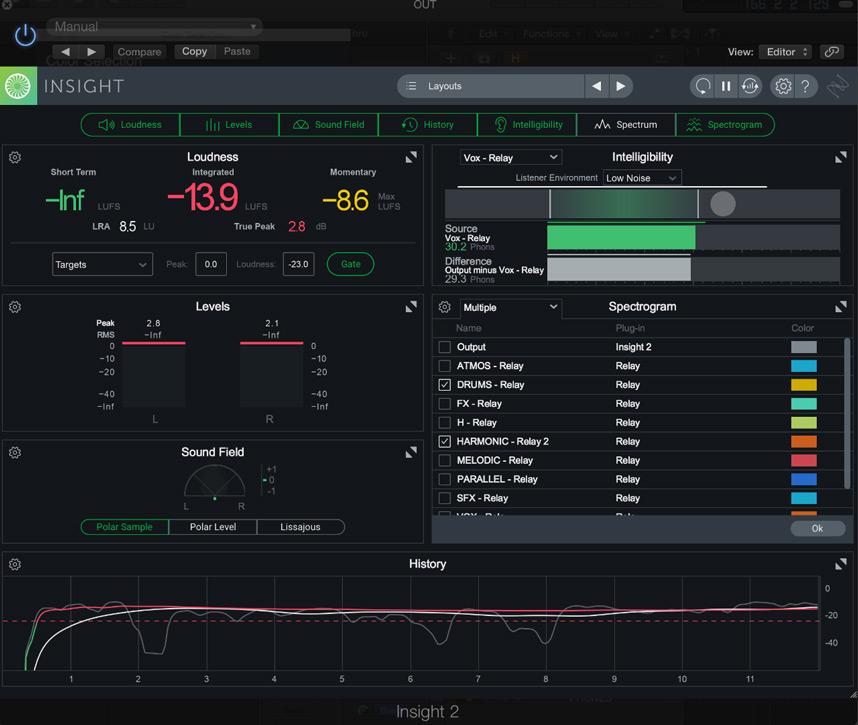 iZotope Insight 2 Relay
