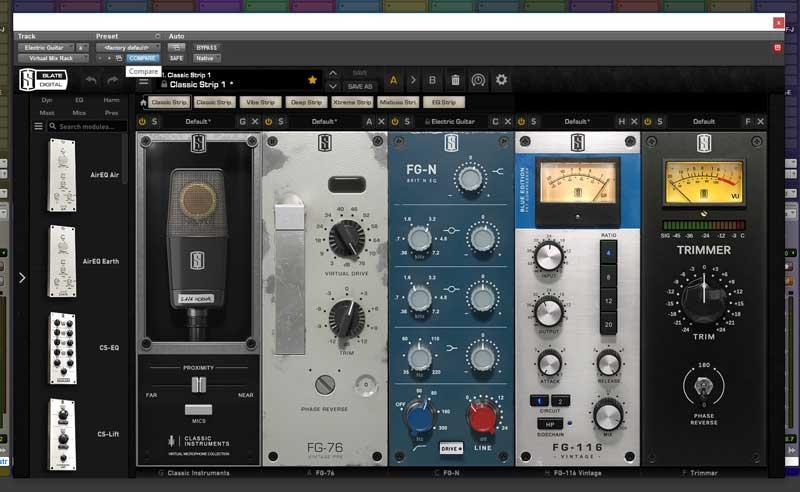 Slate Digital VMR For Electric Jazz Guitar