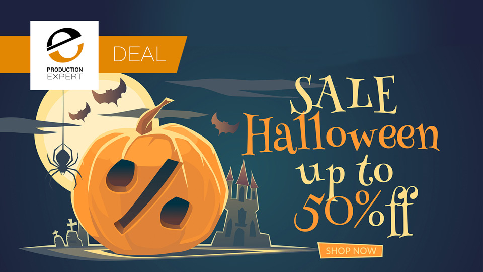 Halloween Roundup Special - The Latest Audio Software & Plug-in Deals You Can Buy This Halloween