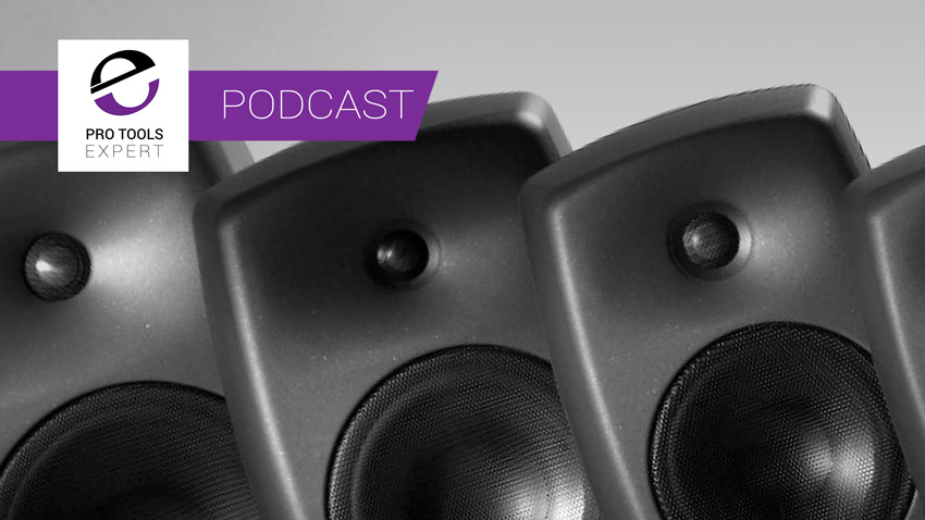 Pro Tools Expert Podcast Episode 343 Banner