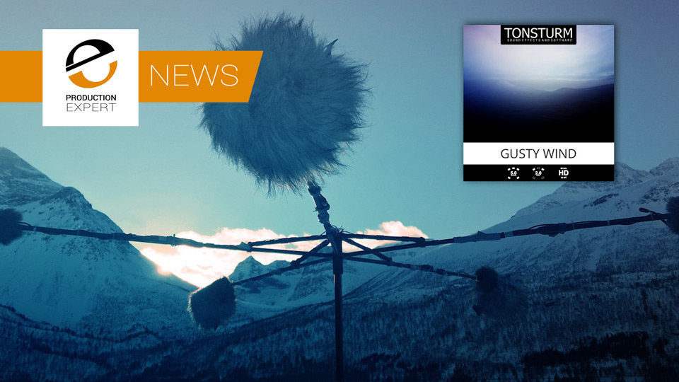 Tonsturm Release Gusty Wind Sound Library In Stereo And 5.1 Surround