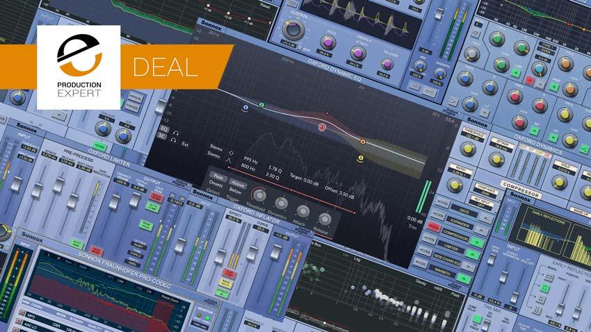 Sonnox November 18 Deal Banner