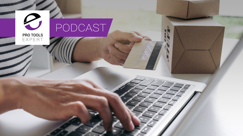 Pro Tools Expert Podcast Episode 344 Banner