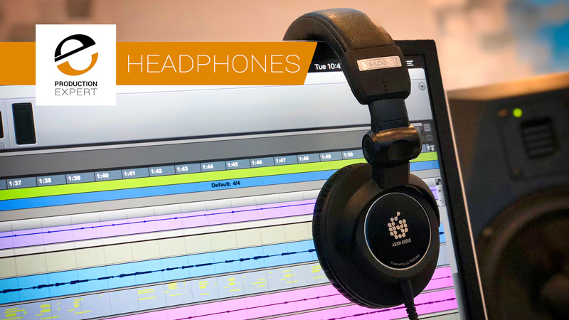 ADAM Audio's First Attempt At Top End Studio Headphones, Are