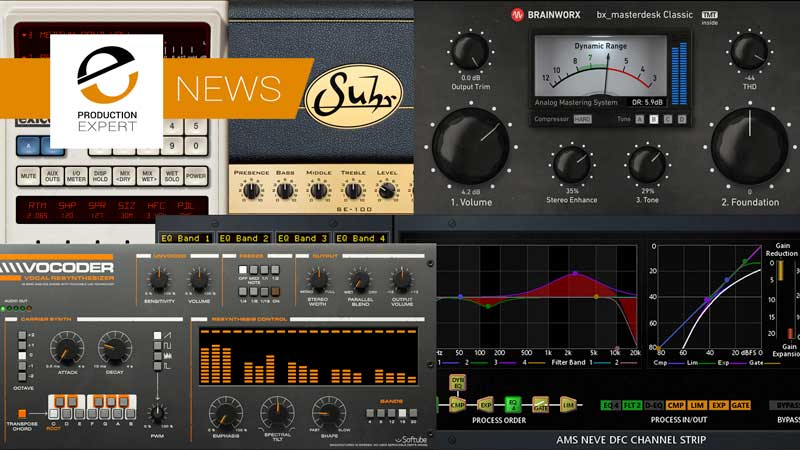 Universal Audio Announce Version 9.7 Of Their UAD-2 Software With 5 New Plug-Ins To Suit All Music & Post Workflows