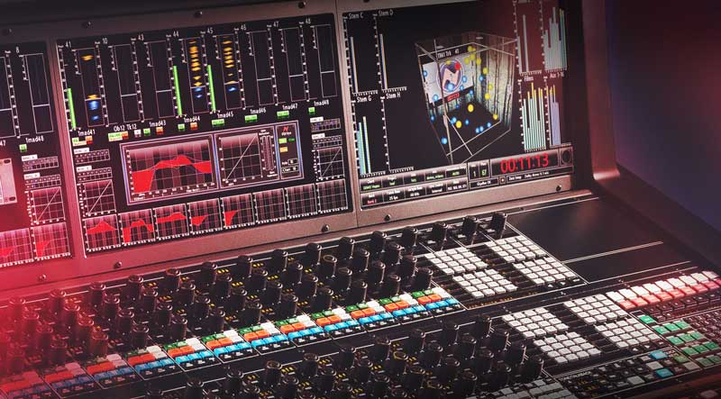 The AMS Neve DFC's channel strip now available for UAD-2 and Apollo interface users.