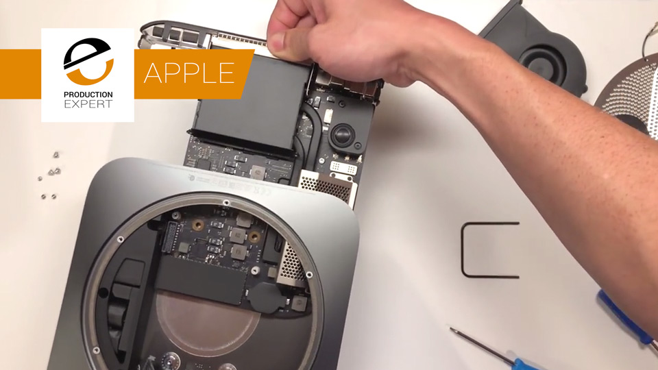 mac mini ssd upgrade video