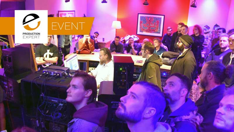 Event Report - An Evening Of Testing, Listening Too & Talking About Pro Audio Gear At Miloco Studios London