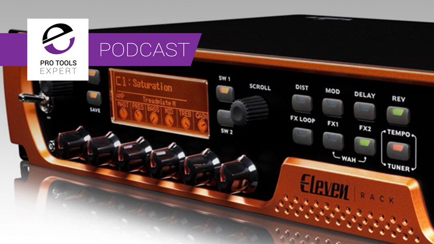 Pro Tools Expert Podcast Episode 345 Banner