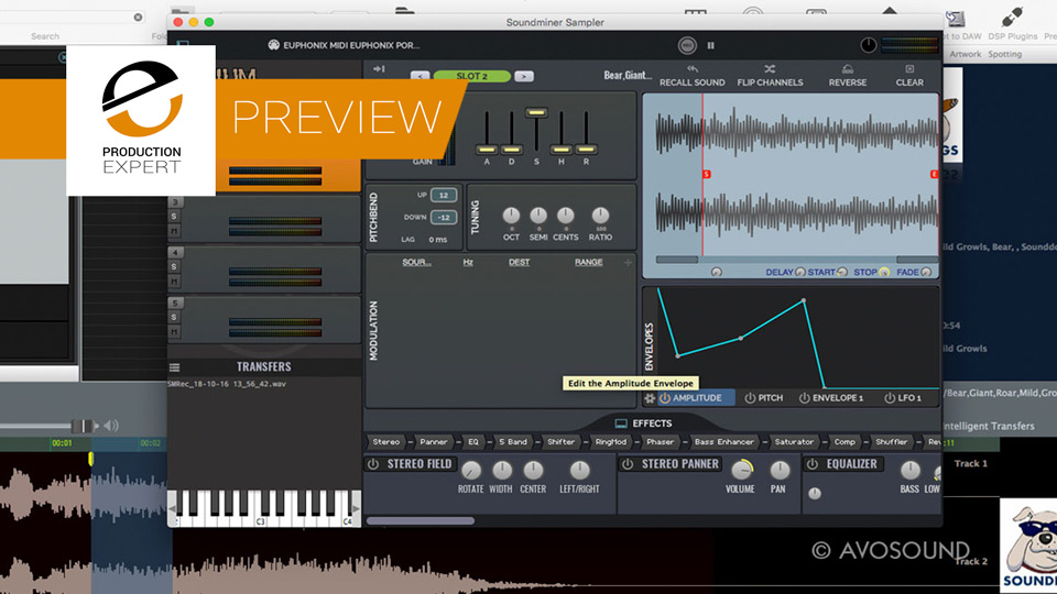 Soundminer V5 Pro - We Have a Preview Of The Latest Version