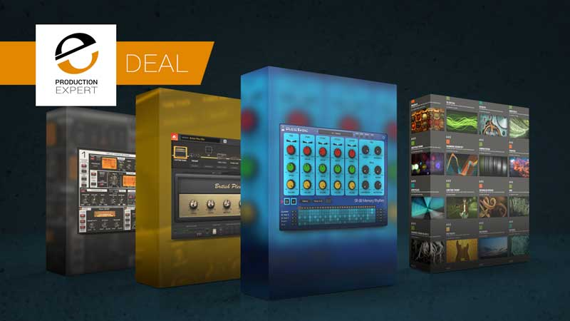 Focusrite Announce The Plug-In Collective Holiday Bundle Pack